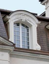 декор фасада