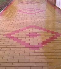 плитка для тротуара