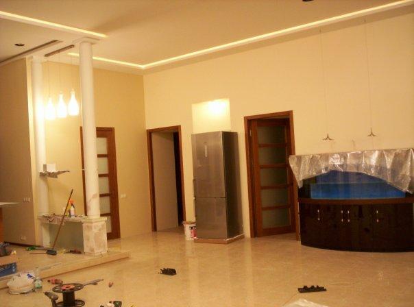 С чего начать черновой ремонт квартиры