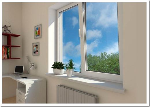 Энергоэффективные окна ПВХ