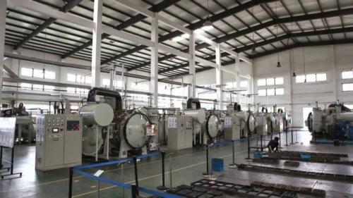 Производство неодиомовых магнитов