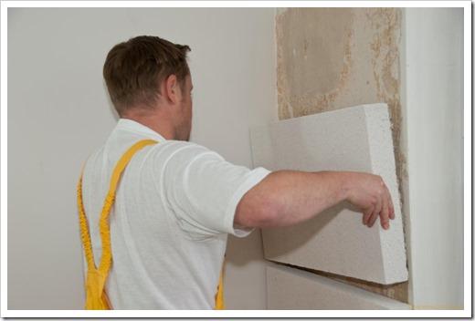 Как утеплить стену квартиры изнутри?