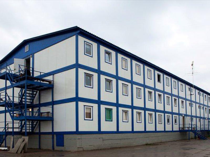 Что такое модульное здание