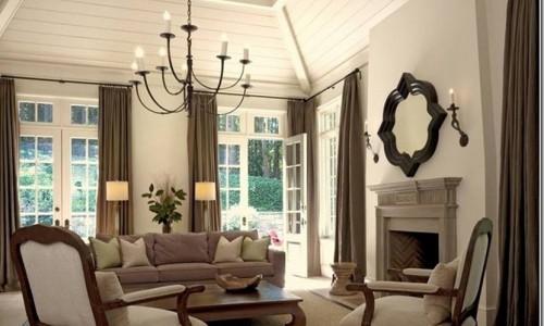 Как подобрать шторы к дизайну