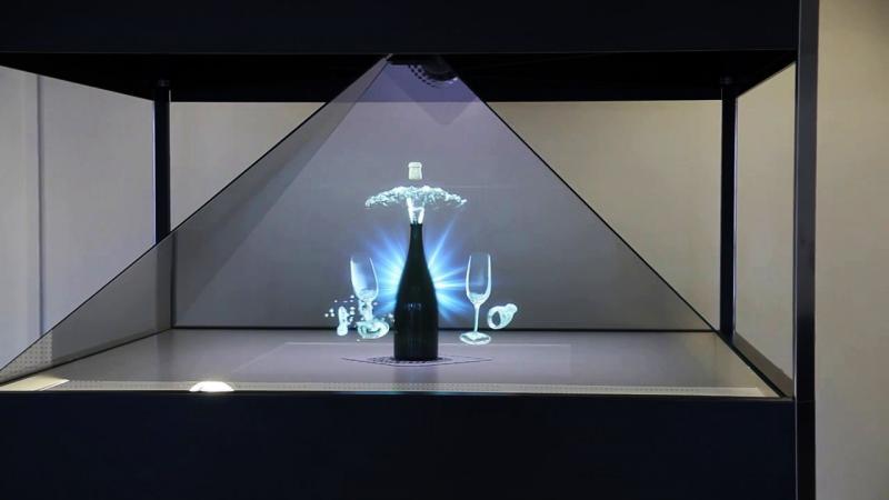 3D стекло: волшебство становится массовым