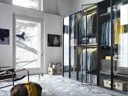 8 потрясающих вариантов для вашей новой гардеробной системы