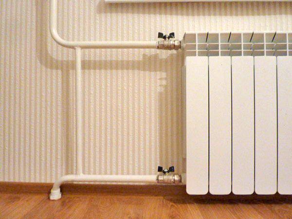 Биметаллические радиаторы. Отопление навека