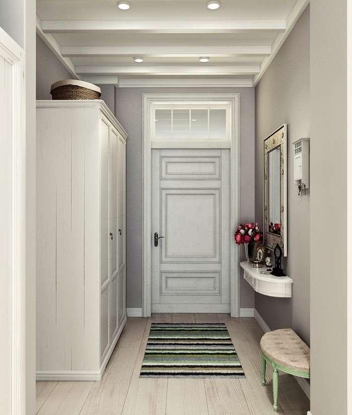 Дизайн интерьера двухкомнатной квартиры: принципы оформления прихожей и детской комнаты