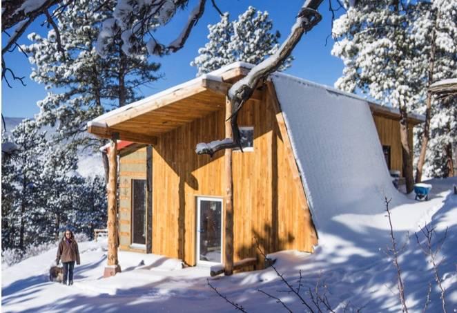 Дом для холодного климата: новые технологии строительства