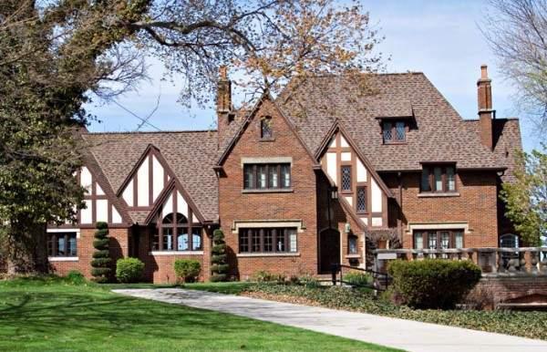 Дом в английском стиле – классика, изысканность и красота на 33 фото