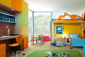 Интересные идеи для ремонта в детской комнате