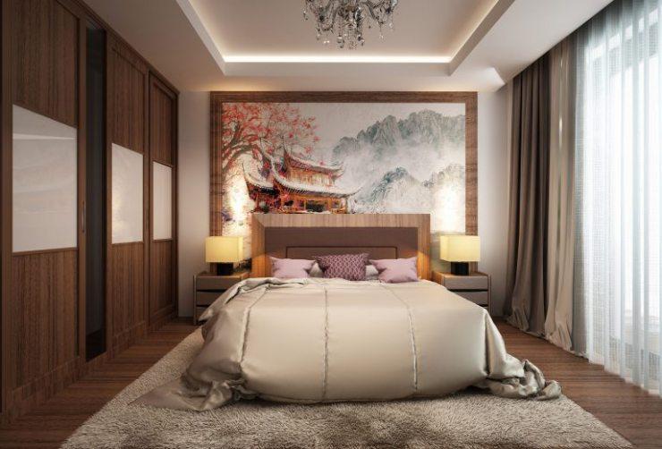 Картины в спальне: как выбрать оригинальное украшение для гармоничного и стильного интерьера