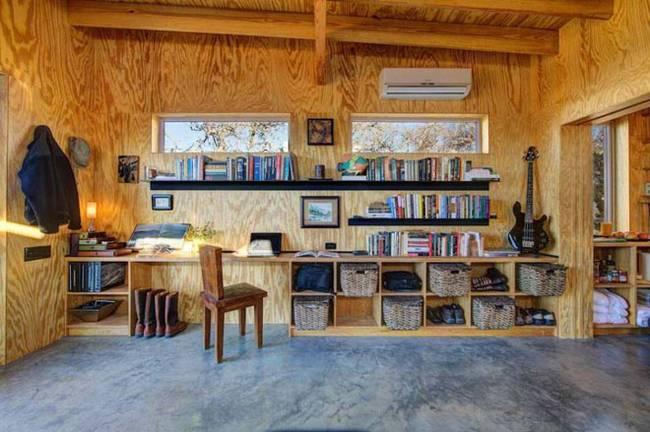 Каждой семье – маленький недорогой деревянный дом
