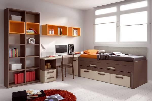 Мебель для детской комнаты для мальчика — 30 красивых фото