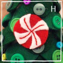 Новогодние елочки своими руками из разных материалов с фото и видео в фото