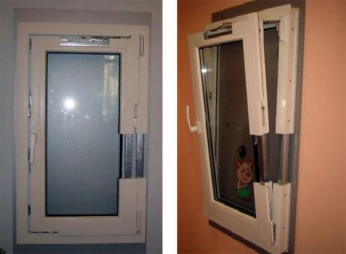 Окно – не разрежешь