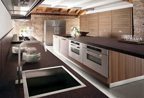 Особенности кухни в стиле модерн в фото