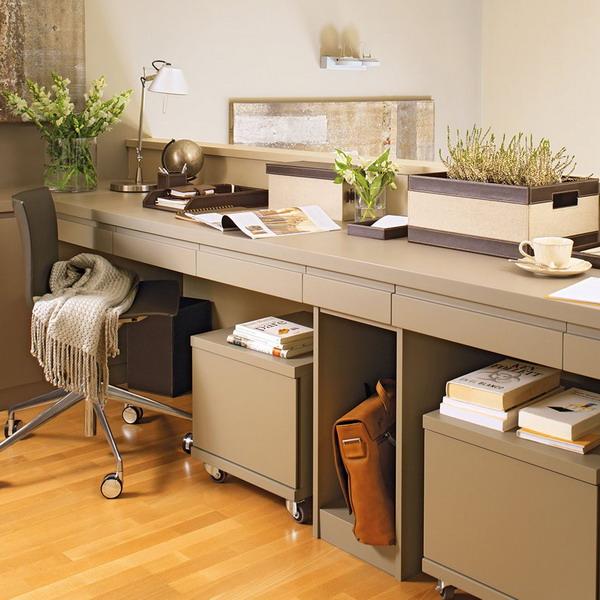 Рабочее место фрилансера: 15 практичных идей для порядка и комфорта