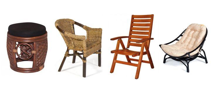 Садовая мебель: на что обратить внимание в процессе выбора в фото
