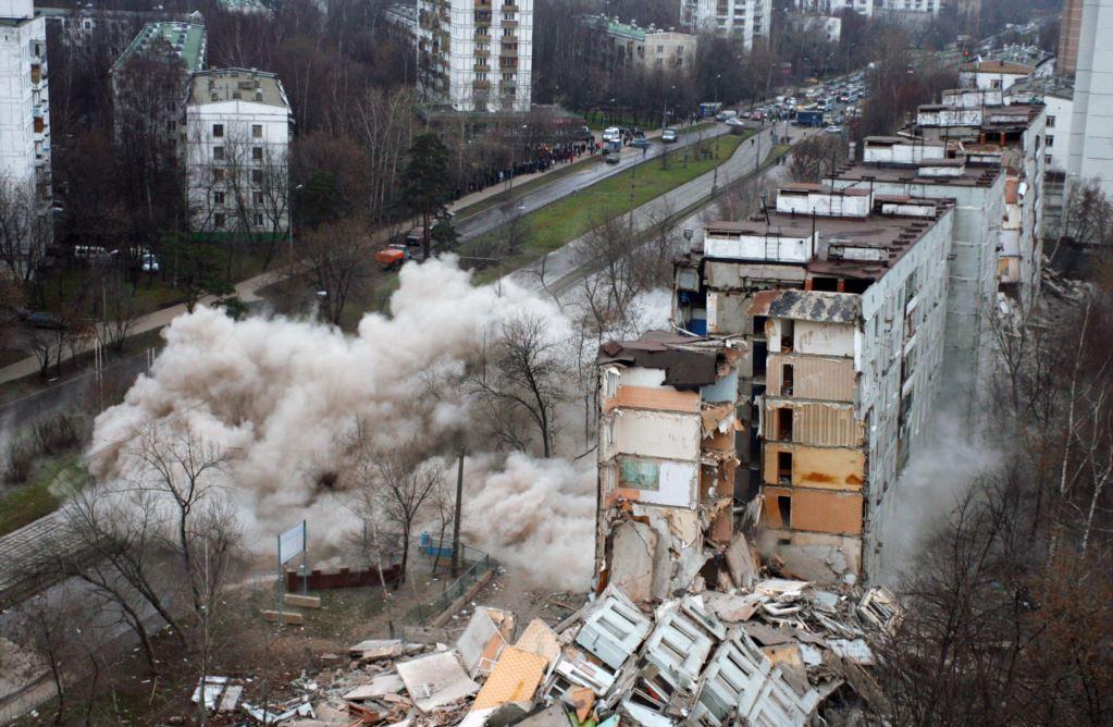 Снос хрущевок в Москве станет новой точкой роста столичного оконного рынка