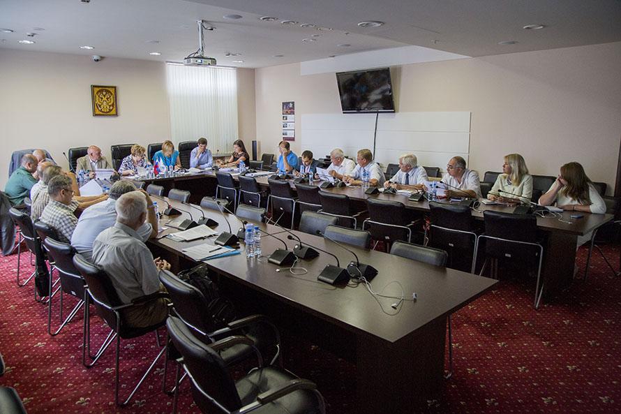 СППП принял участие в работе ТК 400
