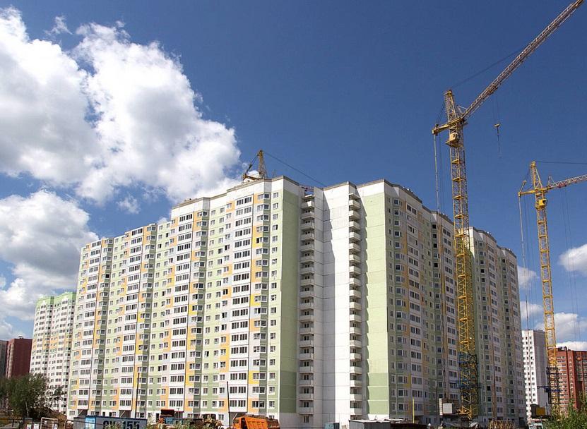 Спрос на участки земли под застройку растет в Москве
