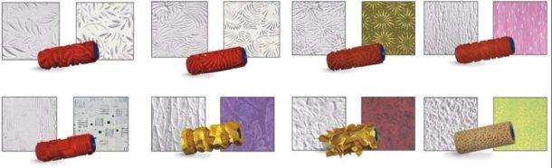 Структурная декоративная штукатурка для внутренних работ своими руками