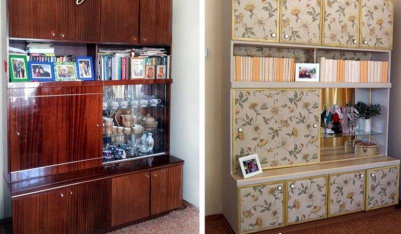 Технология покраски мебели в домашних условиях