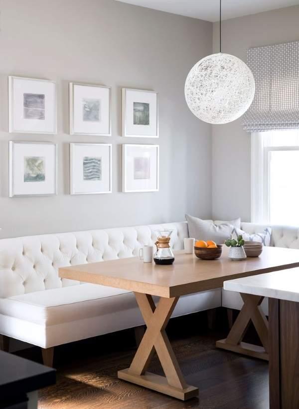 Угловой диван на кухню – удобство и дополнительное спальное место на 38 фото