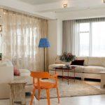 Выбираем тюль в зал (гостиную): современный дизайн и новинки 2017