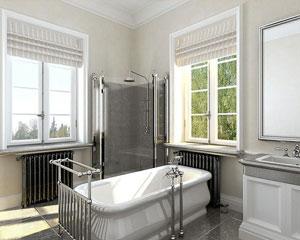 Сантехника неотъемлемая часть интерьера ванных и санузлов
