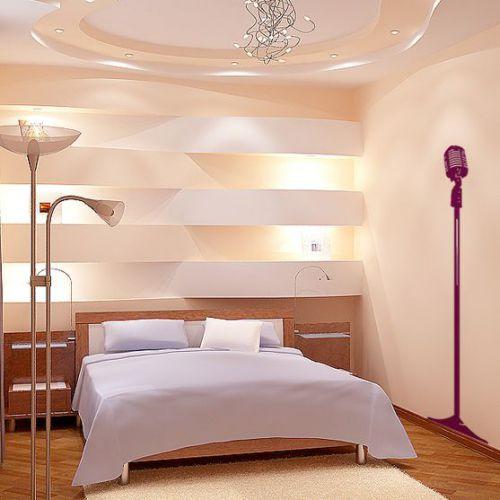 Как сделать спальню из гипсокартона 28