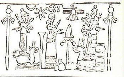 Месопотамия и шумеры