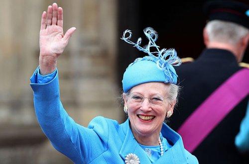 Королева Дании - Маргрете II