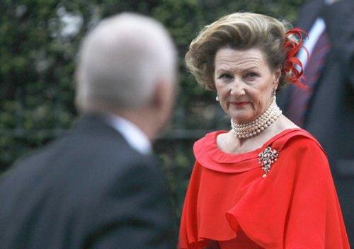 Королева Норвегии Соня