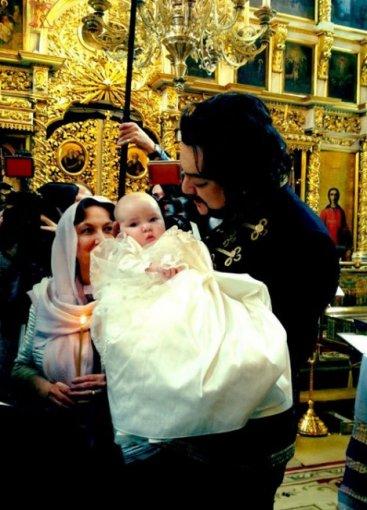 Дочка Киркорова Алла-Виктория