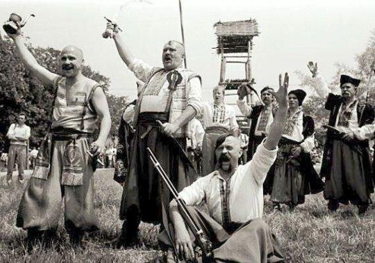 Сакральные знания украинских казаков