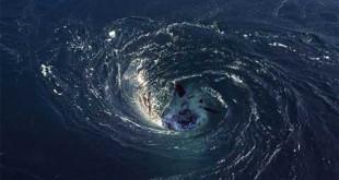 Таинственные черные дыры в Атлантическом океане