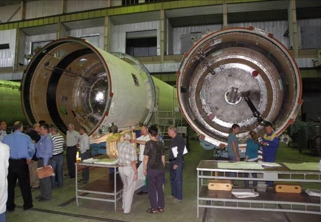 ПівденМАШ завершив першу ступінь ракети-носія Антарес