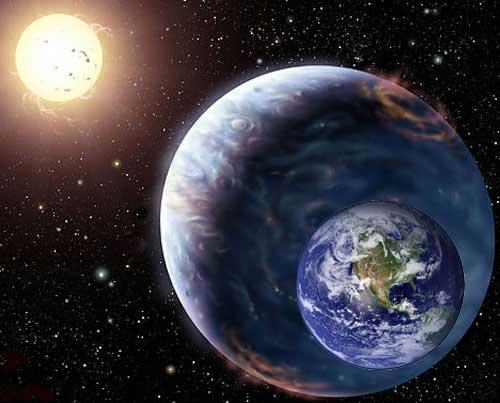 Нібіру зіткнеться з Землею