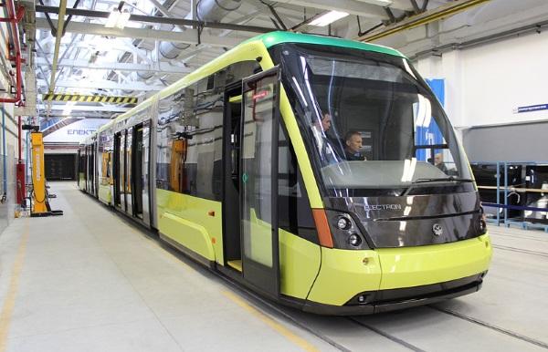 Трамвай Електрон