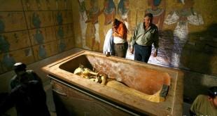І знову намагаються відкрити таємницю Тутанхамона