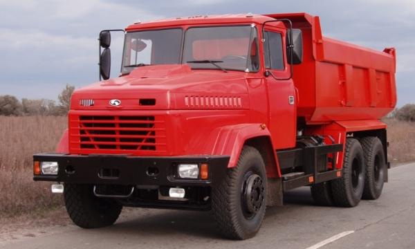 Самоскид КрАЗ-65055