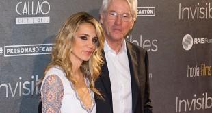 66-річний Річард Гір вперше показав свою молоду кохану