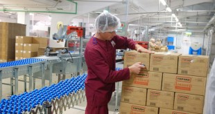 Виробник кетчупів і майонезів ТМ «Торчин» - український рекордсмен по виробленню продукції на одного працюючого