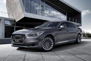 Люксовий Hyundai: флагман Genesis G90 у всій красі