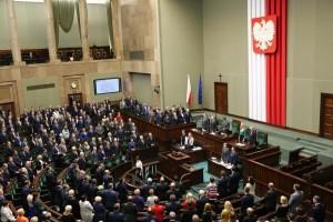 Депутати Сейму Польщі схилили голови перед жертвами Голодомору