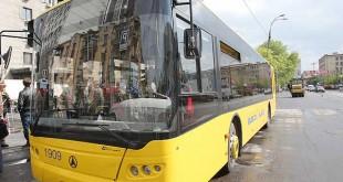 Столичний громадський транспорт запрацює з таємними пасажирами