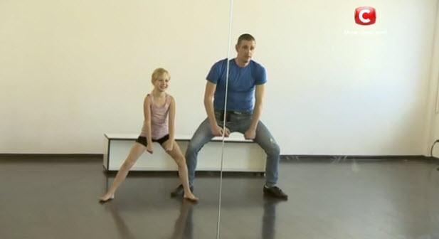 Элина Антонова и Евгений Злобин