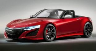Honda розробляє конкурента для Mazda MX-5